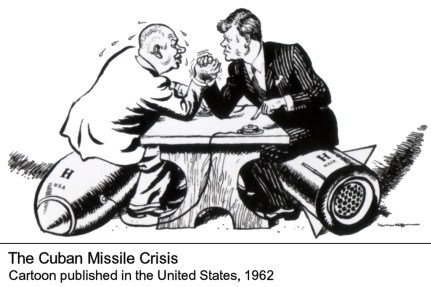 an analysis of the cuban missile crisis during the cold war Title: cuba and the cold war secondary subject: cuban missile crisis source: bbc archive.
