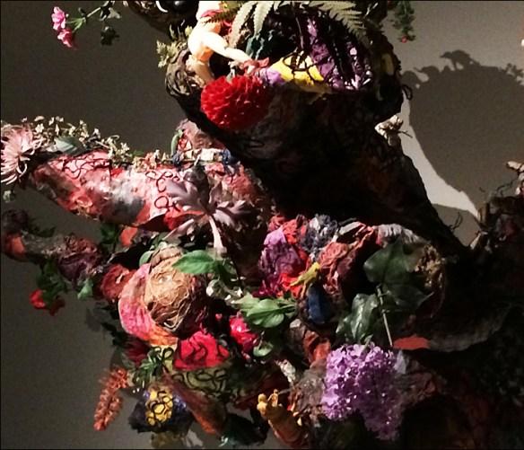 Detail, Brides series; pic; Cynthia Rose