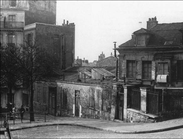 Bateau Lavoir, Montmartre