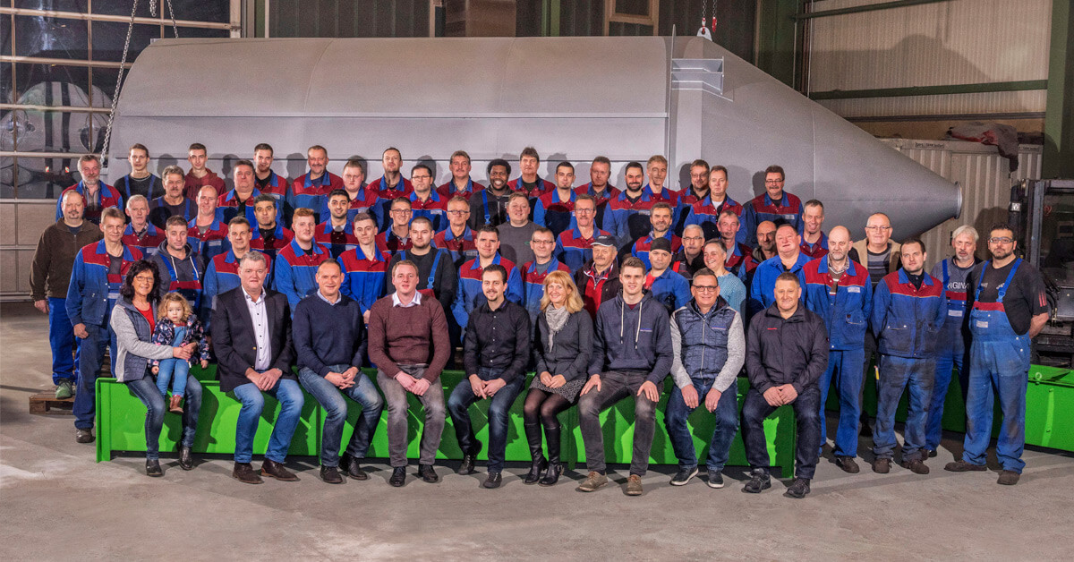 The Mudersbach GmbH & Co. KG team