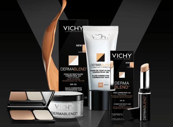 Resultado de imagem para dermocosmeticos maquiagem vichy