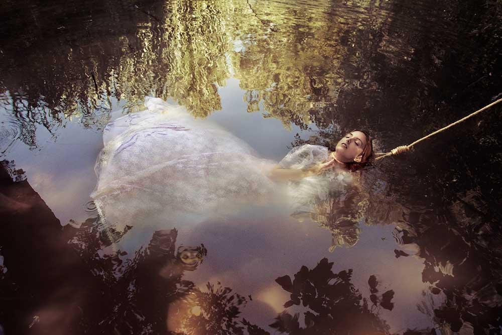 @Leila Amat | El-agua-que-me-come