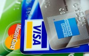 American Express: weit hinter Visa und MasterCard