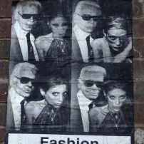 Fashion kills. Ein mehr als deutliches Statement in Berlin.