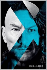 X-Men Days of Future Past - intl teaser poster version A