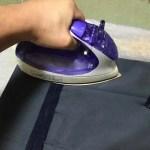 裾上げが簡単にできる裁縫いらずの粘着シートがおすすめ!