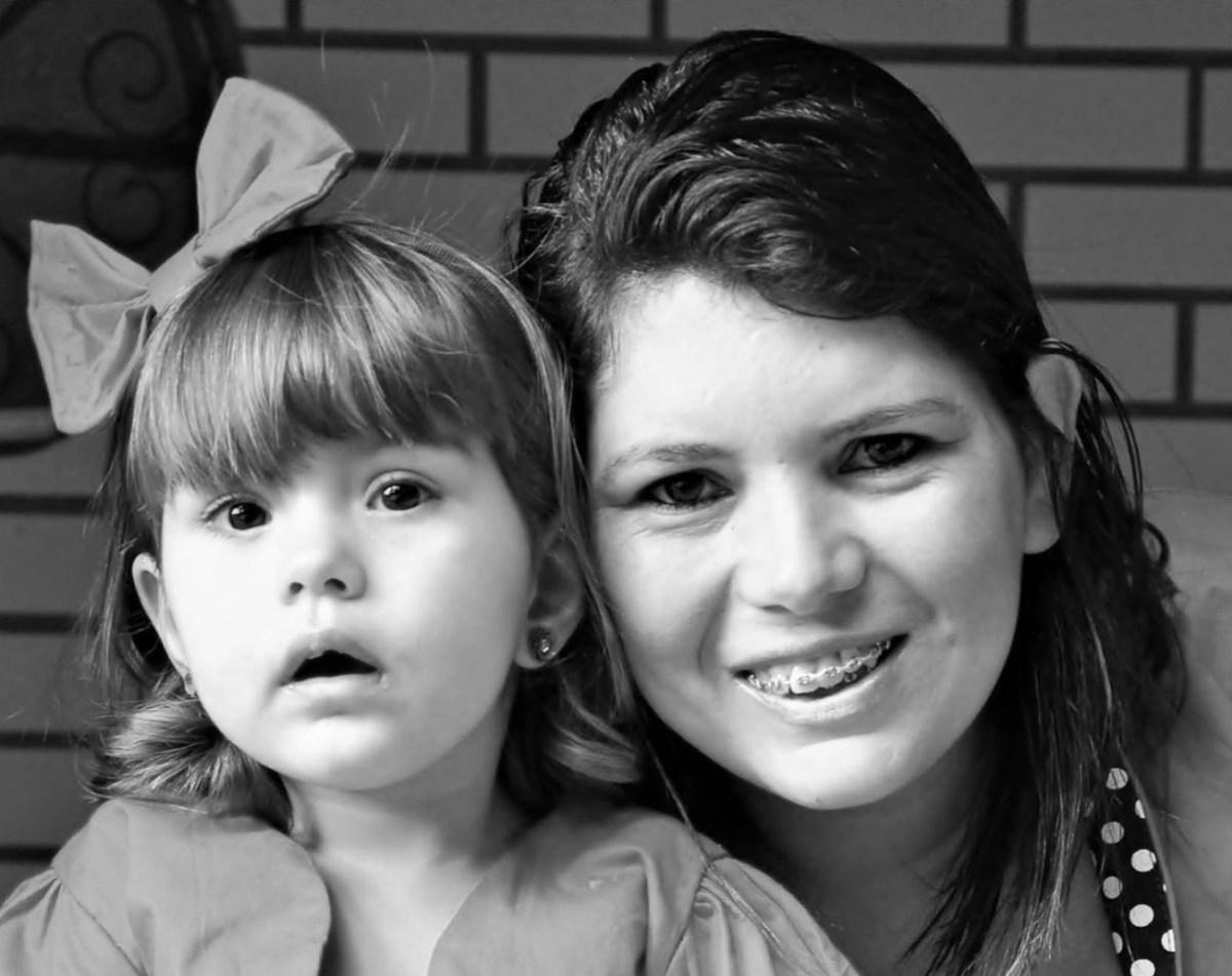 Verônica:Perdeu seus quatro filhos,mas,ainda acredita na vida e em Deus
