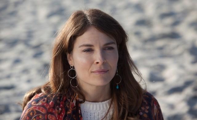 """Irina Björklund, protagonista do filme """"Entrelinhas"""""""