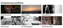 Följ utställningen på portfoliosidan