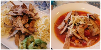 mexican soup Collage