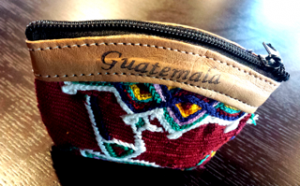 Guatemala purse - Alarcon Restaurants