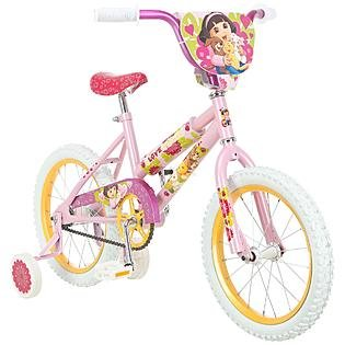 Girl's Dora The Explorer Bike