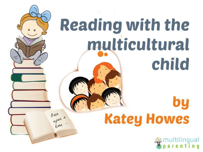 Reading with the multicultural child