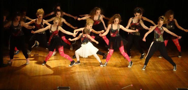 Tańczyć każdy może! – zajęcia ruchowe dla dzieci