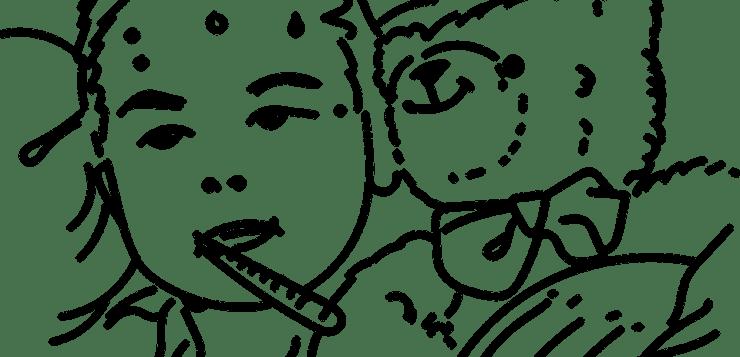 Z dzieckiem do szpitala – mini poradnik