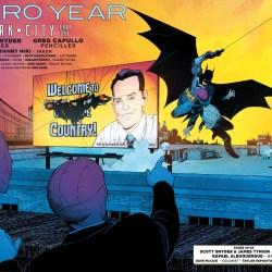 Greg Capullo Batman #24