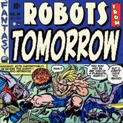 robots jack kirby kamandi