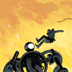 Feature - Lobster Johnson: Metal Monsters of Midtown #3