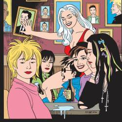 Love and Rockets square