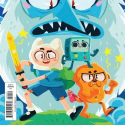 Adventure Time Comics 1 Featured