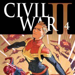 Civil War II 4 Featured