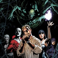 Justice League Dark Featured