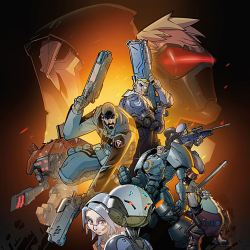 Overwatch Graphic Novel Featured Image