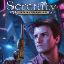 Serenity Dark Horse 2016 Featured