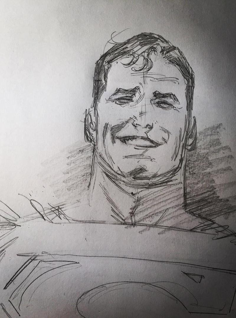 Superman Lee Weeks