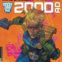 2000 ad prog 1993 feature