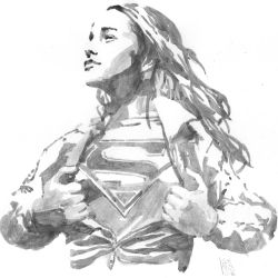 Supergirl Month: Andrea Sorrentino Featured