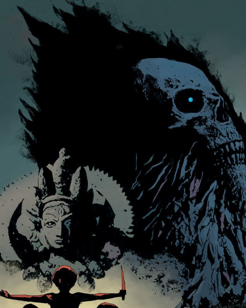 Feature: Rise of the Black Flame #1