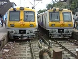 Railway stations Mumbai