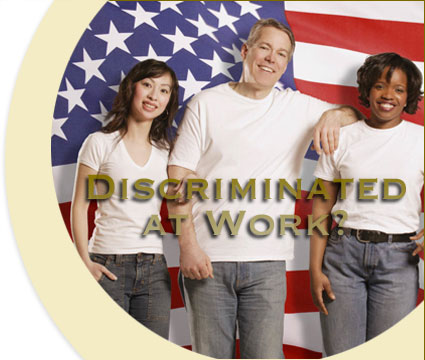 Employee on the job Discrimination Attorneys Hendersonville, Disability Sexual Harassment, Racial, Gender, Religious