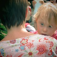 Why Should You See a Practitioner who Specialises in Trisomy 21? {guest post}
