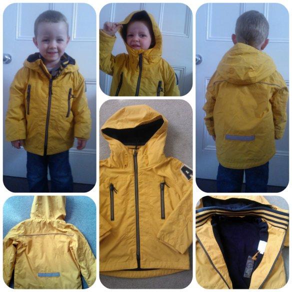 Vertbaudet coat