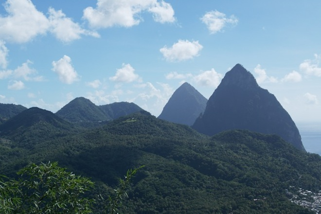 Things to do in St Lucia with kids