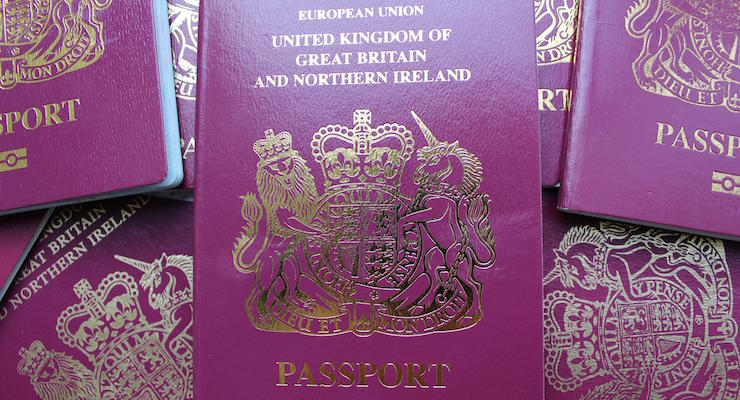 The one where I forget to renew my son's passport