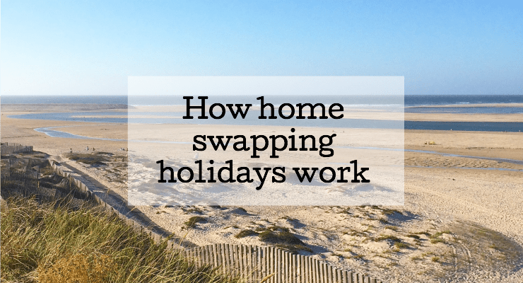 How home swapping holidays work