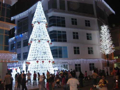 White Christmas at i-City
