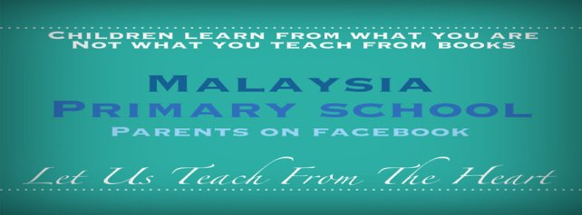 Malaysia Primary School Parents On Facebook