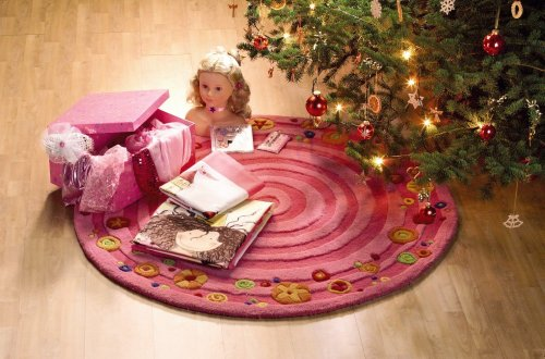 Rug For Girl's Room