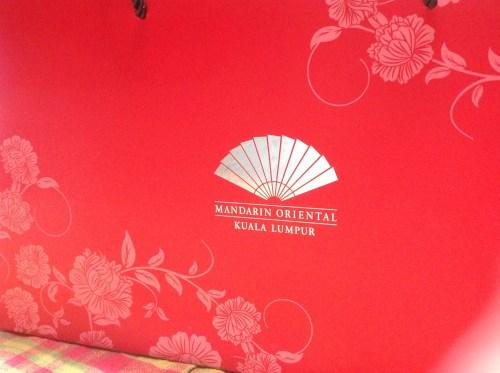 Mandarin Oriental Kuala Lumpur Mooncake