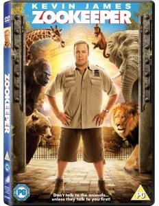 Zookeeper 3D DVD 232x300 Win   Zookeeper on Blu ray