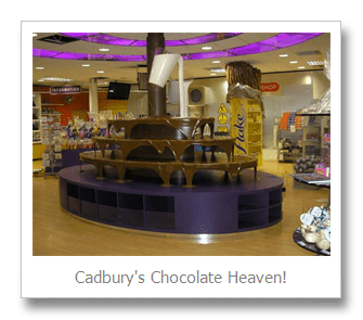 cadburyworld Day trips to keep everyone happy: Cadbury World