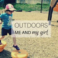 Outdoors: me and my girl