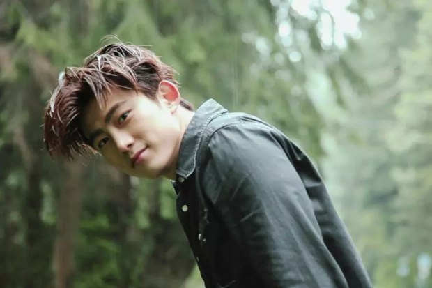 Taecyeon (Foto: Revista ELLE Korea)