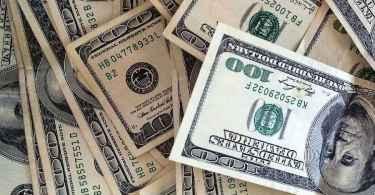 No mês de agosto, o dólar acumula queda de 3,1% (Foto: Aflo Images)