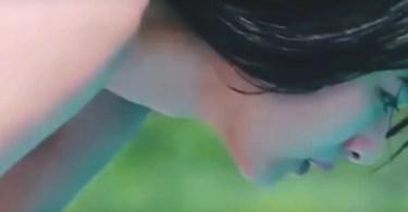 Comercial japonês de jovem que se transforma em enguia (Foto: Reprodução)