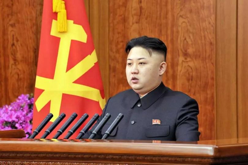 Foto: Arquivo/Kyodo/KCNA